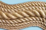 Веревка льняная диаметр 6-16 мм
