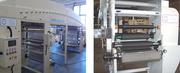 Продам ламинатор, бобинорезку(полиграфия, печать)Производитель Италия