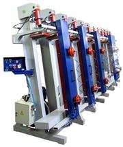 Гидравлический пресс  для склеивания бруса «Эльбрус»-2Г-3000,  2Г-6000,