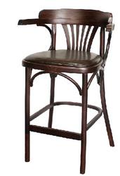 Барный стул Роза с мягким сидением