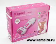 Роликовая пилка для ног Kemei-2502. Доставка 0 руб