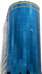 Остекление фасадов услуги цена Новосибирск