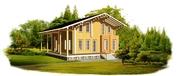 Двухэтажный жилой дом «СОБОЛЬ»