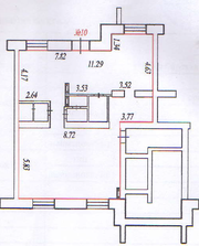 Сдам в аренду или продам помещение на 1 этаже Кольцово