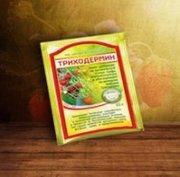 Многофункциональное органическое удобрение «Триходермин»