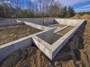 Фундамент под ключ для всех типов строений