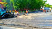 Асфальтирование в Новосибирске высокое качество