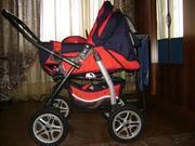 Продам детскую коляску – трансформер Anmar (Польша)